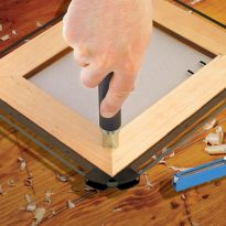 PushMaster™ Picture Frame Joiner Kit