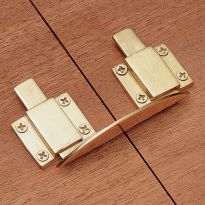 Solid Brass Table Keeper