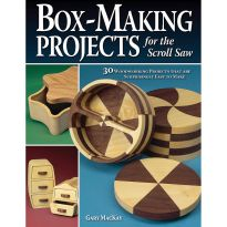 Box-Making Projects for the Scroll Saw Book