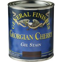 General Finishes Gel Stain, Georgian Cherry