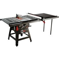 "35504 - SawStop 1.75HP 10"" Contractor Table Saw w/ 52"" Fence, CNS175-TGP52"