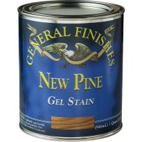 General Finishes Gel Stain, New Pine