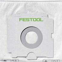 Self-Cleaning Filter Bags for Festool CT 26, 5-Pack (496187)