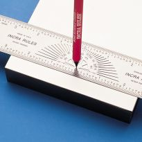 INCRA Precision Centering Rule
