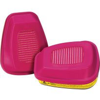 Includes two cartridges that fit a 3M Tekk Protection Professional Multipurpose Respirator