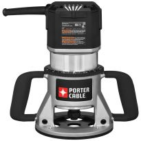 Porter-Cable Speedmatic 3-1/4 HP Five-Speed Router 7518