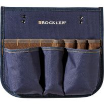 Tool Pouch with 8-inch Clip Rail