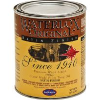 Waterlox Original Satin Finish, Quart
