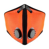 M2 Mesh Face Masks, Safety Orange