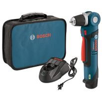 Bosch 12V Max 3/8'' Adjustable Angle Drill/Driver Kit