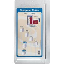 Rockler Sandpaper Cutter