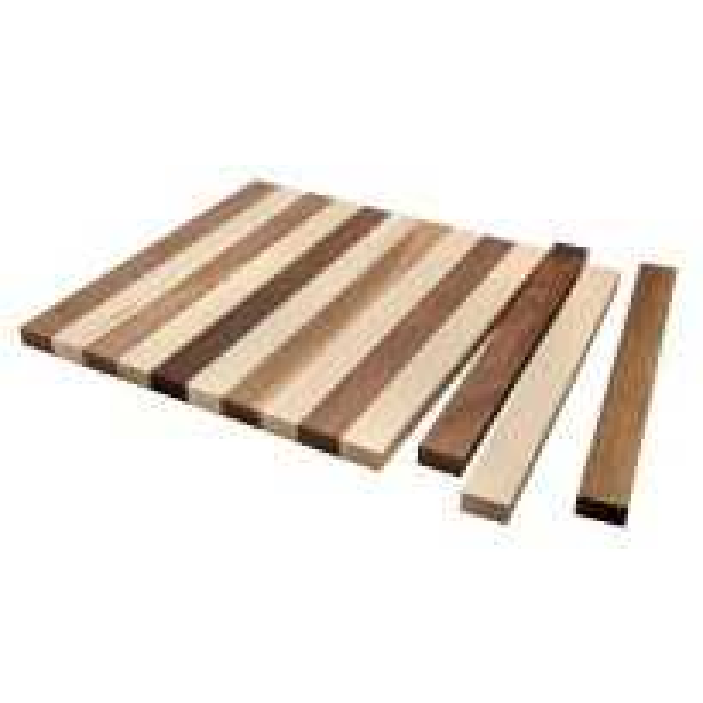 Unglued Cutting Board, 19-1/2''W x 16''L x 13/16'' Thick