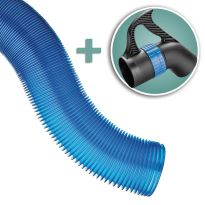 Rockler Dust Right® 4'' Quick Change Handle with Expandable Hose