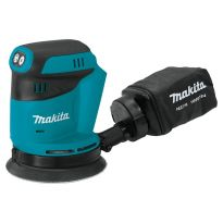 Makita XOB01Z 18V LXT Lithium-Ion Cordless 5'' Random Orbit Sander, Bare Tool