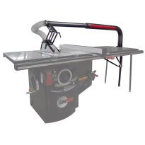 SawStop Floating Overarm Dust Collection Blade Guard