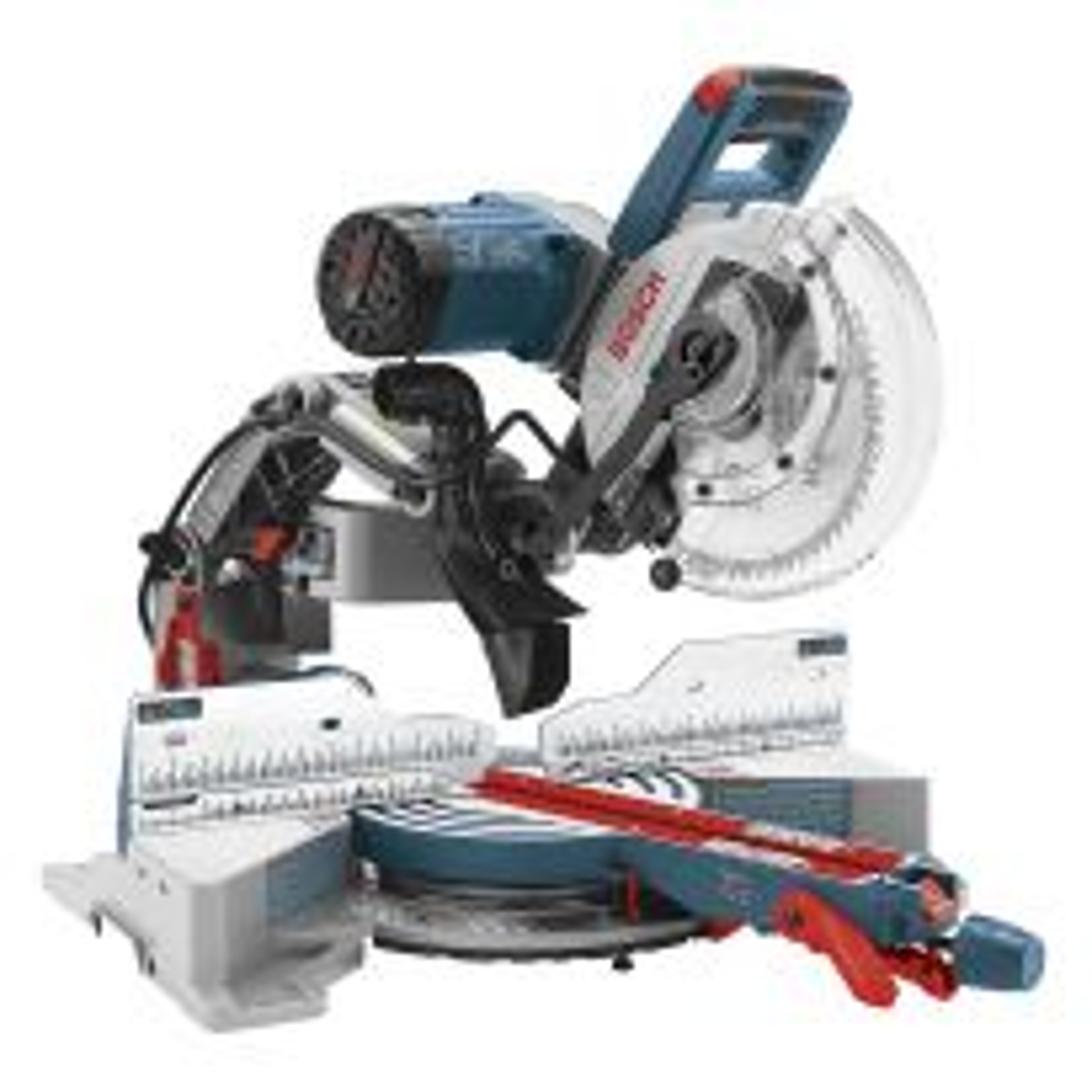 Bosch CM10GD 10'' Dual-Bevel Axial-Glide Miter Saw
