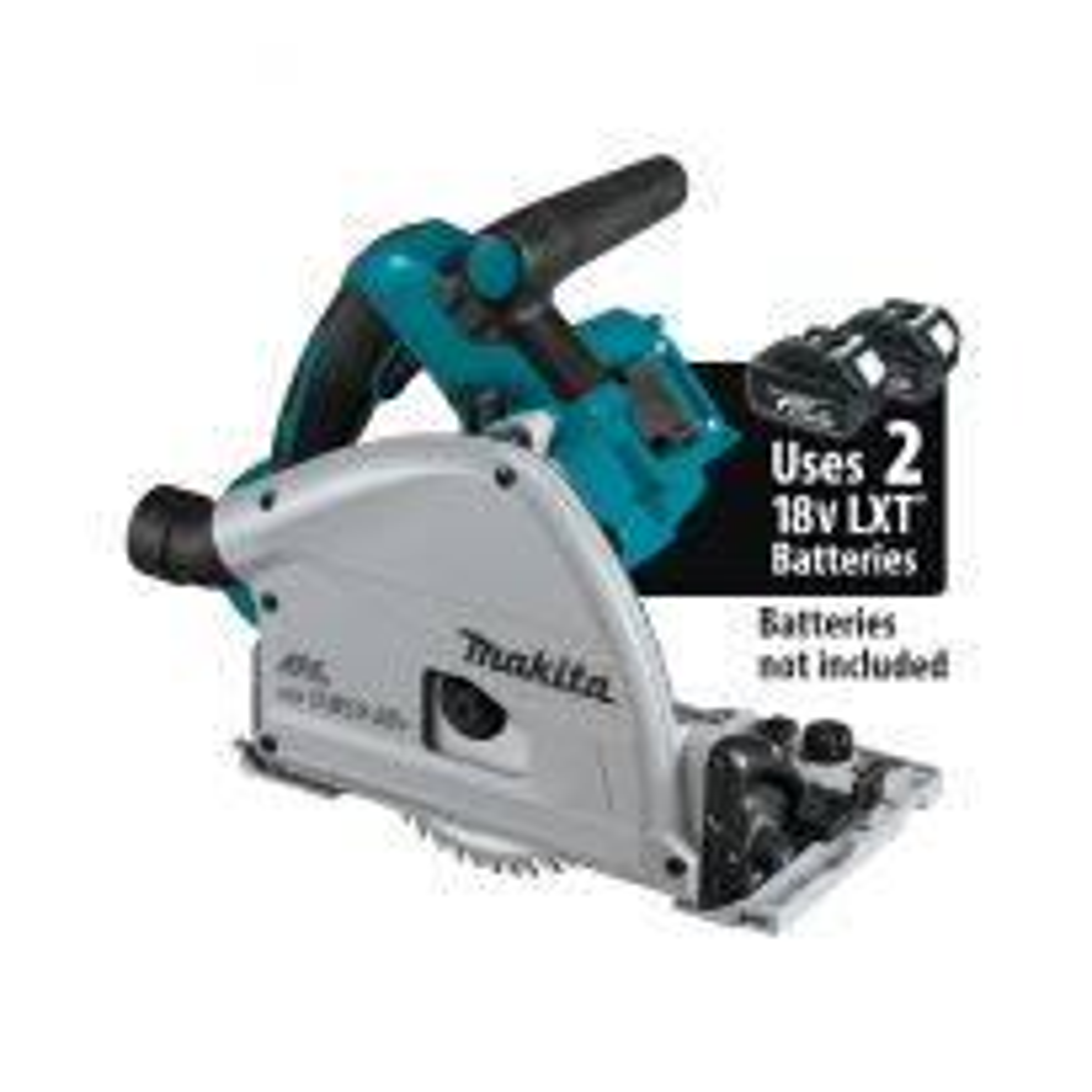 Makita XPS01Z 18V X2 Brushless Cordless 6-1/2'' Plunge-Cut Circular Saw, Bare Tool