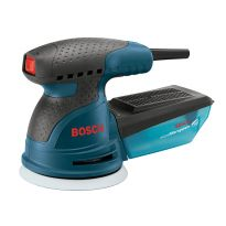Bosch ROS20VSK 5'' Variable-Speed Random Orbit Sander with Carrying Case