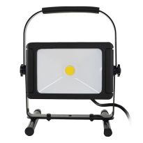 5000-Lumen LED Work Light with USB Charging Port