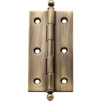 Narrow Ball Tip Extruded Hinges 3'' L x 1-5/8'' W