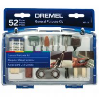 Dremel 687-01 52-Piece General-Purpose Accessory Kit for Rotary Tools