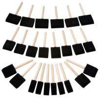 Rockler Foam Brush Set 24-Piece