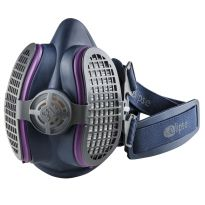 GVS Elipse P100 Half Mask Respirators available in 2 sizes