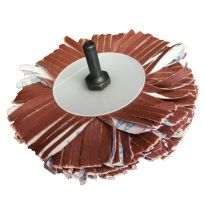 CarveWright 180-Grit Single Sanding Mop with Spindle
