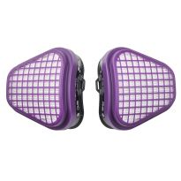 2-Pack Replacement Filters for GVS Elipse P100 Organic Vapor Masks