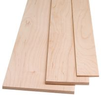 "Maple lumber sold by the Piece-3/4"" Thickness"