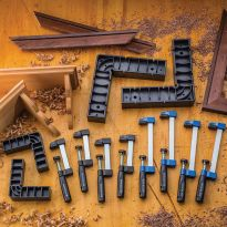 Rockler Clamp-It® Deluxe Kit