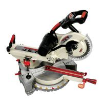 Jet® 10'' Sliding Dual-Bevel Compound Miter Saw