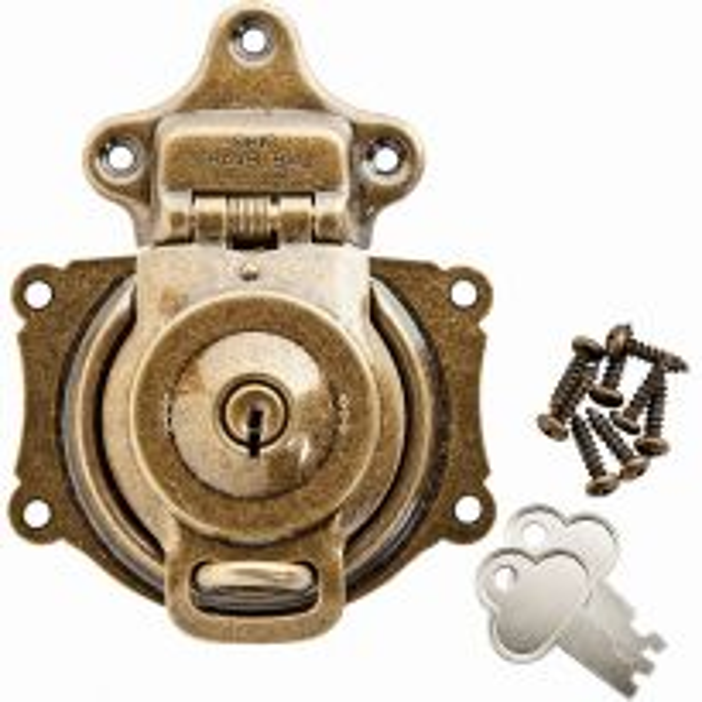 Spring Trunk Lock