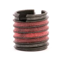 The Threaded Insert for Metal - Thin Wall - Carbon Steel - 7/16-14 x 9/16-12