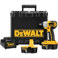 Dewalt DC823KA Heavy-Duty 3/8'' 9.5mm18V Cordless Impact Wrench