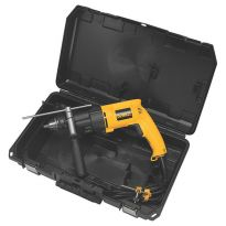 Dewalt DW505K Heavy-Duty 1/2'' 13mm VSR Dual Range Hammerdrill Kit