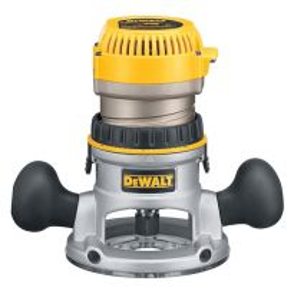 Dewalt DW616 Heavy-Duty 1-3/4 HP maximum motor Fixed Base Router