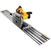 DeWalt Heavy Duty Track Saw With 59'' Track Saw Kit