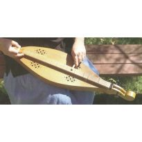 Mountain Dulcimer Downloadable Plan