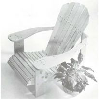 Adirondack Chair Downloadable Plan
