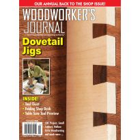 Woodworker's Journal – January/February 2020