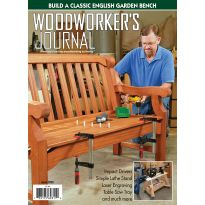 Woodworker's Journal - May/June 2020