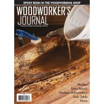 Woodworker's Journal – March/April 2020