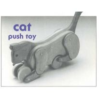 Cat Push Toy Downloadable Plan