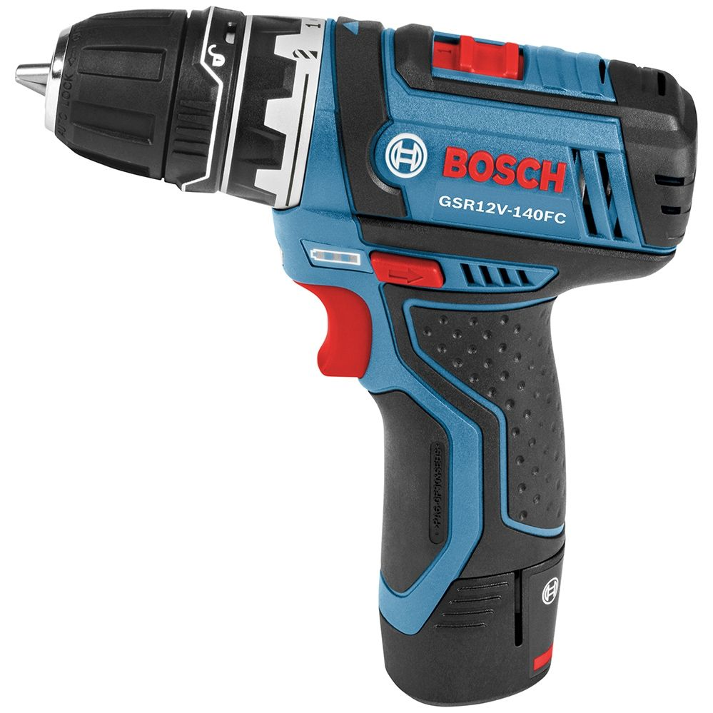 Bedwelming Bosch 12V Max FlexiClick 5-in-1 Drill/Driver System | Rockler ZJ85