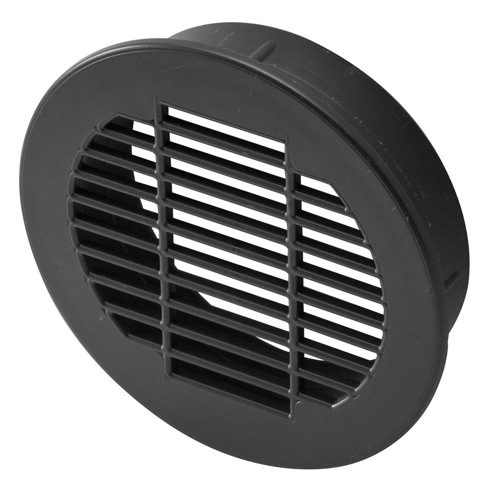 Round Vent Grill Fits 2 1 2 Hole Rockler