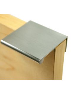 Brushed Nickel Bravo Pull