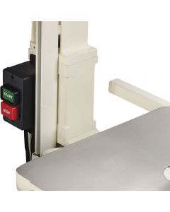 "Increases cutting height capacity from 6"" all the way up to 12"""
