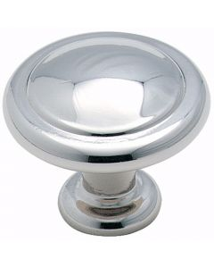 Polished Chrome Reflections Knob