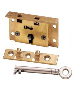 Half Mortise Heavy Duty Chest Lock